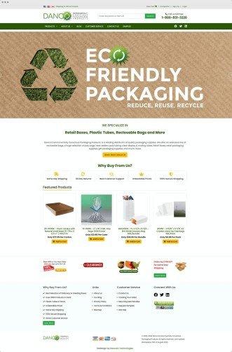 danco packaging - neonwiz portfolio